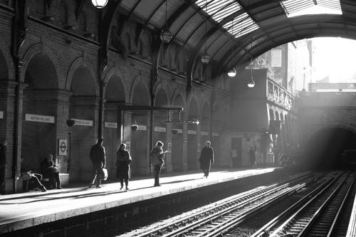 Notting Hill Station, London Underground