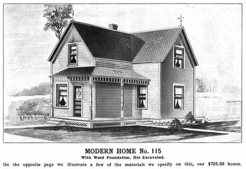 Sears House No. 115